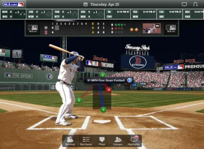 MLB.com At Bat Scores Major Update For iOS 7 And This Year's Postseason