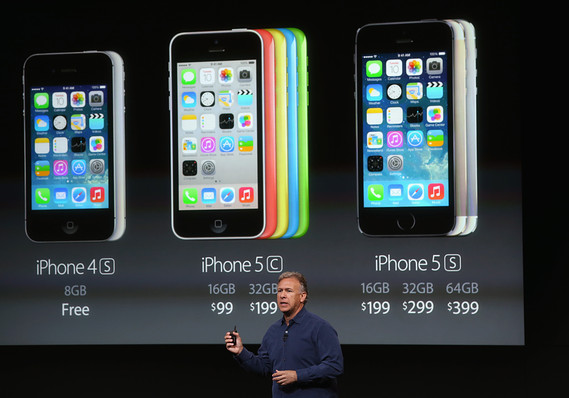 A New iPhone 5s Teardown Reveals Just How Little Apple Pays For Each Handset