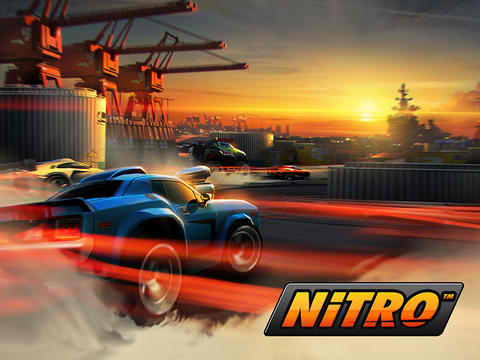 Nitro 3-D Racing Game Adds New Turn-Based Mode And AirPlay Support For Apple TV