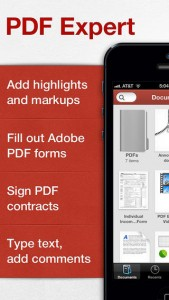 PDF Expert For iPhone And iPod touch Gains iCloud Support And Other Features