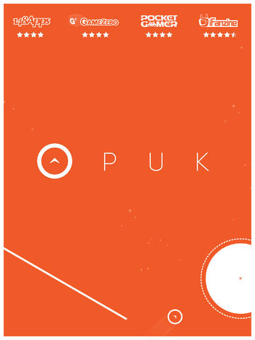 Puck-Flinging Action Puzzler PUK Updated With New Light And Shadow Hard-Core Modes