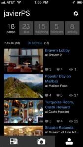 Microsoft's Photosynth Panorama Creation App Finally Goes Social On iOS
