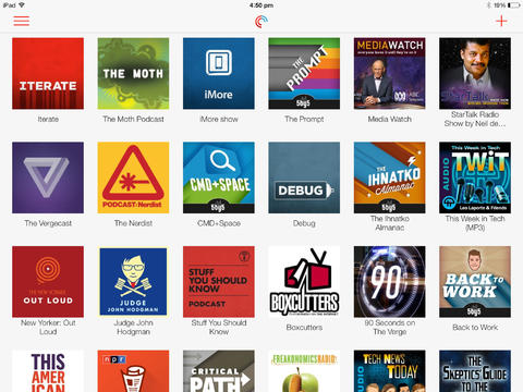 New Update Adds Another Pocketful Of Improvements To Pocket Casts Podcast App
