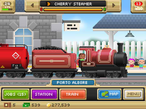 All Engines Go For NimbleBit's Long-Awaited Pocket Planes Follow-Up, Pocket Trains