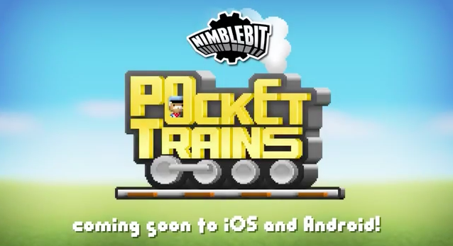 NimbleBit Releases New Pocket Trains Teaser Featuring 'Excited Train Guy'