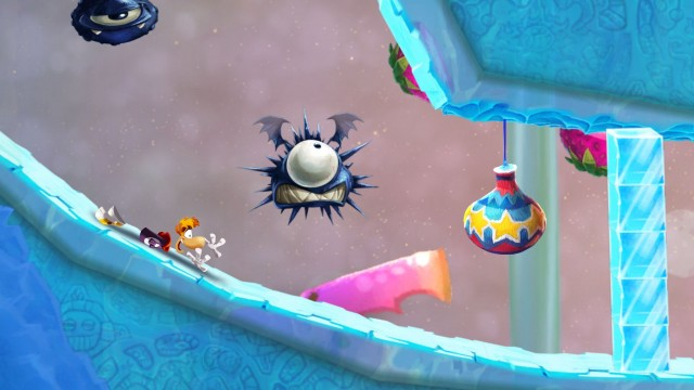 Ubisoft Announces Rayman Jungle Run Sequel Rayman Fiesta Run