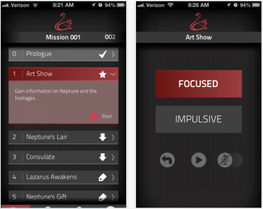 Codename Cygnus Offers iDevice Owners A Unique Interactive Radio Drama
