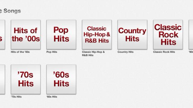 Apple Offers Rare iTunes Sale On Top Singles