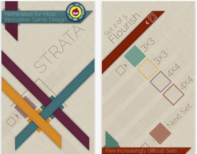 Popular Mac Game Strata Launches For iOS, Offers A Unique Puzzle Experience