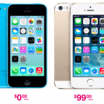 T-Mobile To Offer $0 Down On iPhone 5c, $99 Down On iPhone 5s