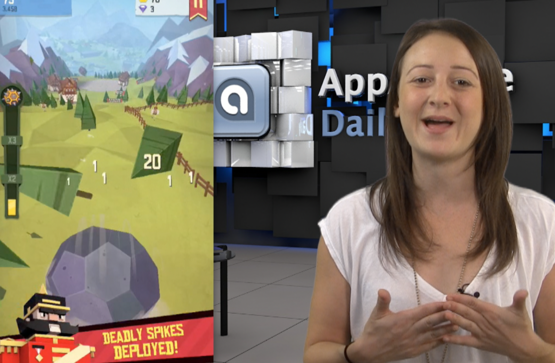 AppAdvice Daily: Killing Zombies And Smashing Trees With The Best New Games