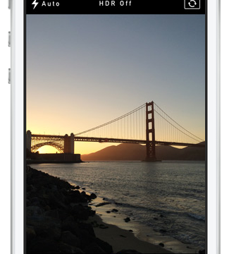 Updated: Camera Burst Mode For iPhone 5, iPhone 4s And More Added In iOS 7 GM