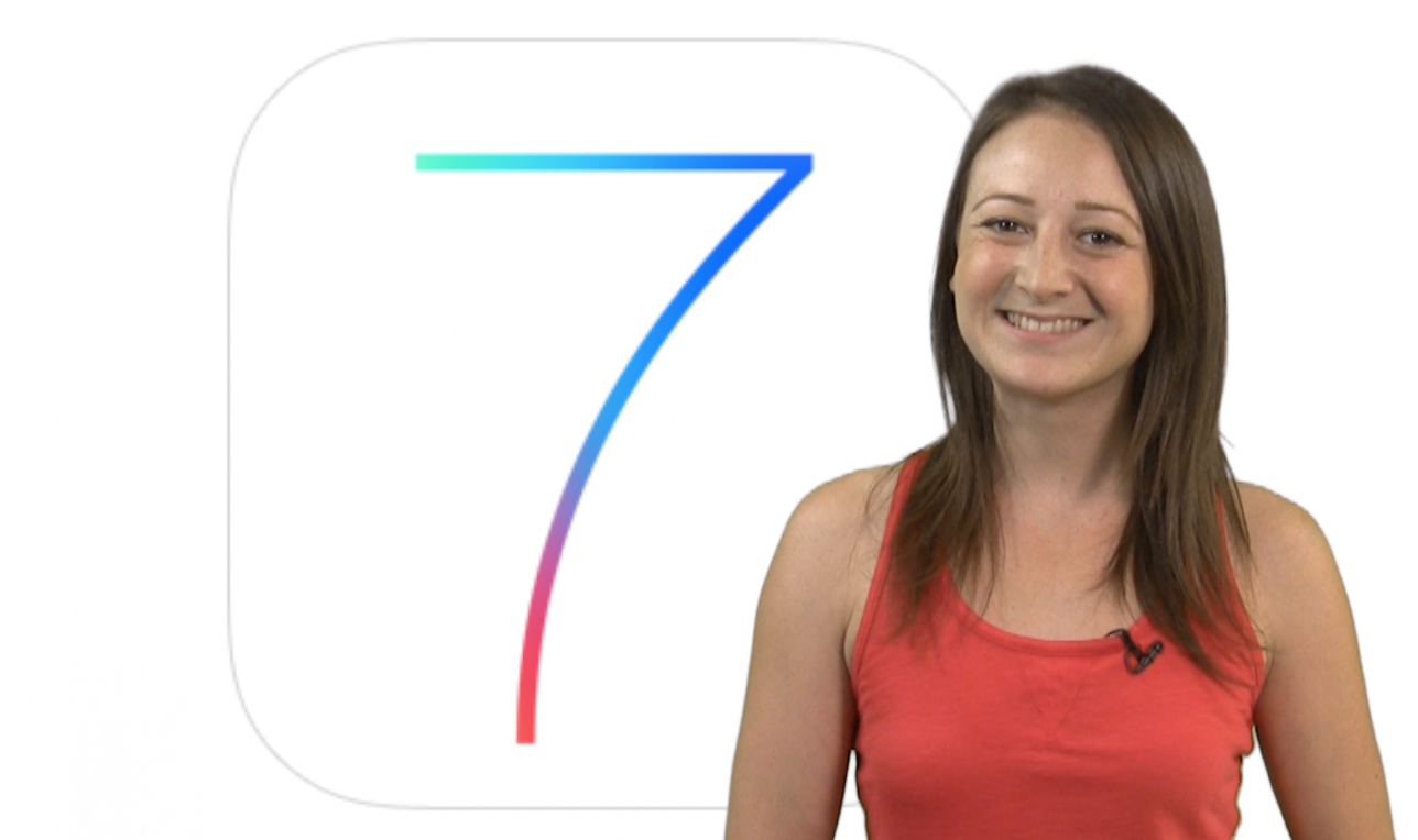 The 5 Reasons You Should Upgrade To Apple's iOS 7