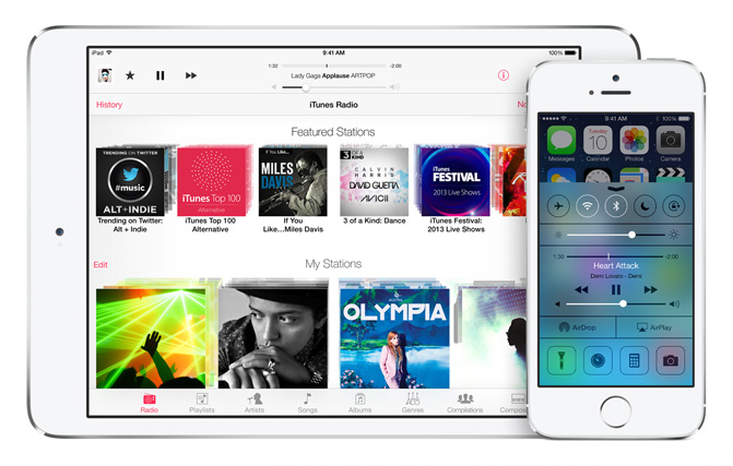 Go Get It, iPhone 5s Users: Apple's iOS 7.0.1 Is Already Available To Download