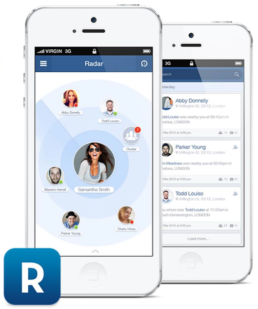 Discover The People Around You With Radar For Facebook