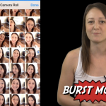 Burst Out Your Camera With This New iOS 7 Feature