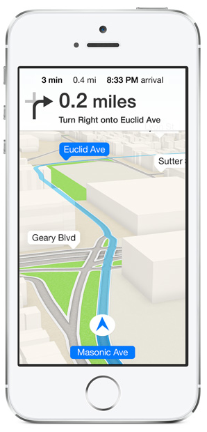 Apple Looking To Hire Maps Web UI Designer To Work On 'Secret Project'
