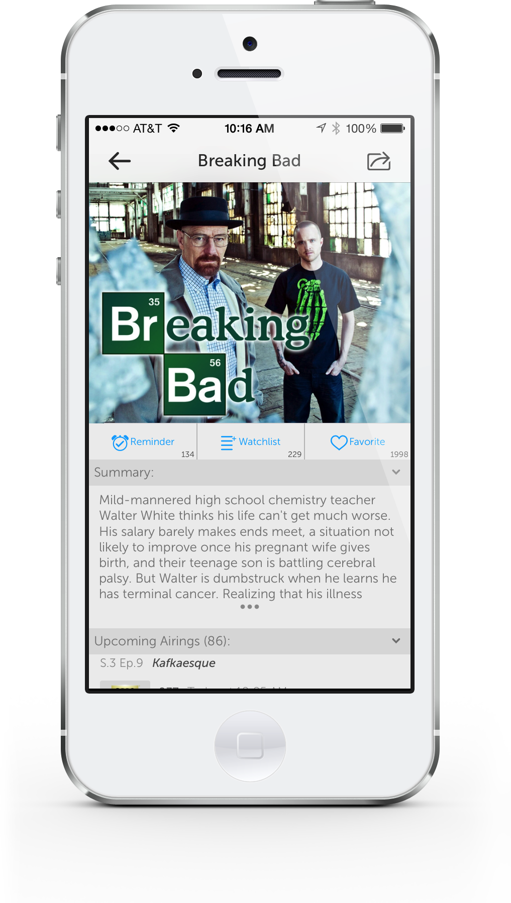 Before 'Breaking Bad' For One Last Time, Take A Look At NextGuide For iOS