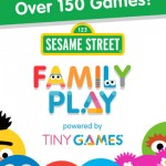 Sesame Street Family Play Suggests Real-World Games For Kids Of All Ages To Enjoy