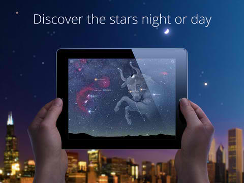 Sky Guide 2.0 Features iOS 7-Ready Design, Improved Tracking And More