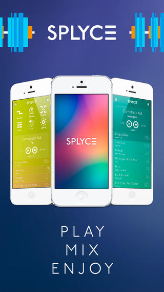 Fancy Music Player Splyce Gets Flatter For iOS 7 And Gains New Features