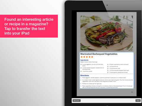TextGrabber + Translator 4.0 Features iPad Support, New Interface And More