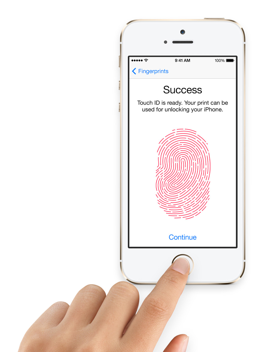 Apple To Use Simple App To Demonstrate iPhone 5s' Touch ID Feature In Retail Stores