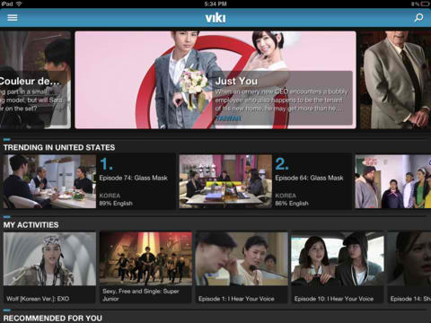Japanese Internet Company Rakuten Acquires Global TV Service Viki