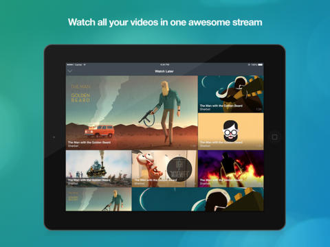 Vimeo For iOS 7 Presents New Design And New Features, But Where's Search?