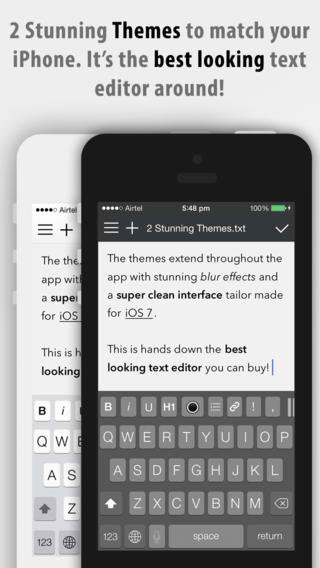 App To Write Documents On Iphone