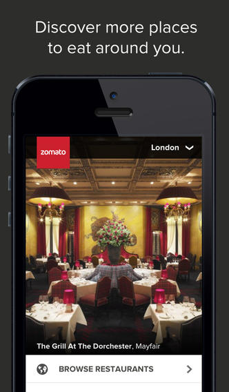 Zomato Restaurant Finder App Goes 3.0 With New Design And New Features