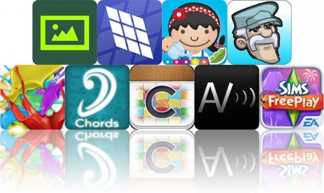 Today's Apps Gone Free: dA Gallery, The Grid - Contacts, ABC House And More