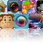 Today's Apps Gone Free: Interlocked, Zitrr Camera, Ask Me! Colors And Shapes And More