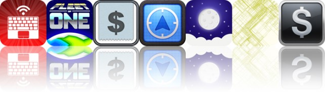 Today's Apps Gone Free: Air Keyboard, Fleet Of One, Let's Settle Up Later And More