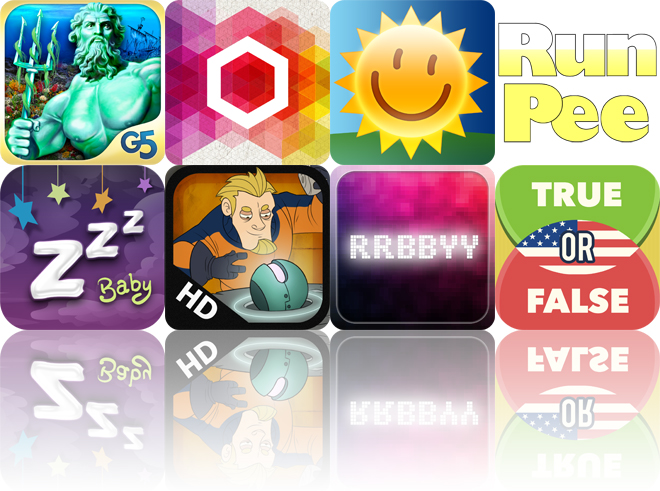 Today's Apps Gone Free: Hidden Wonders Of The Depths, Omicron HD, YoWindow And More