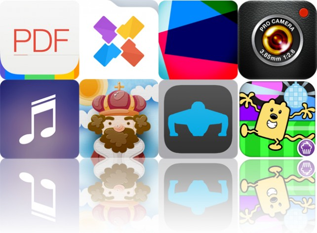 Today's Apps Gone Free: PDF Box, File Hub, Gelo And More