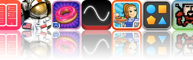 Today's Apps Gone Free: Week Agenda, Astronaut Spacewalk, Donuts! And More