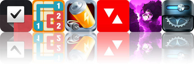 Today's Apps Gone Free: MemoZy, Number Link Pro, Battery Saver And More