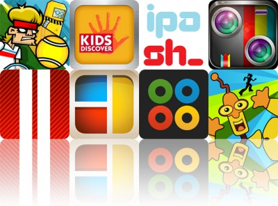 Today's Apps Gone Free: Tennis In The Face, Sun, iPash And More