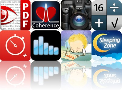 Today's Apps Gone Free: PDF Expert, HeartRate, ProCam And More