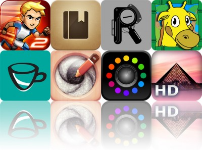 Today's Apps Gone Free: Gravity Guy 2, ClipBook, Roboteer1 And More