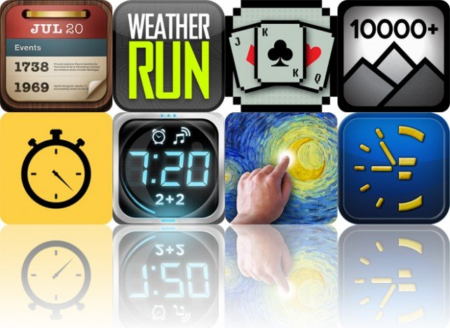 Today's Apps Gone Free: On This Day, WeatherRun, PokerTower And More