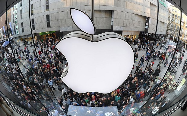 After Apple Sells A Record Number Of New iPhones, Its Stock Soars