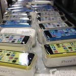 Leaked Images Show iPhone 5C In Blue, Green, Yellow And White