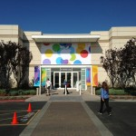 Apple Decorates Its Cupertino Campus For Tomorrow's Special Event