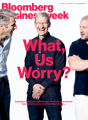 Key Executives Give Rare Interview About Everything Apple