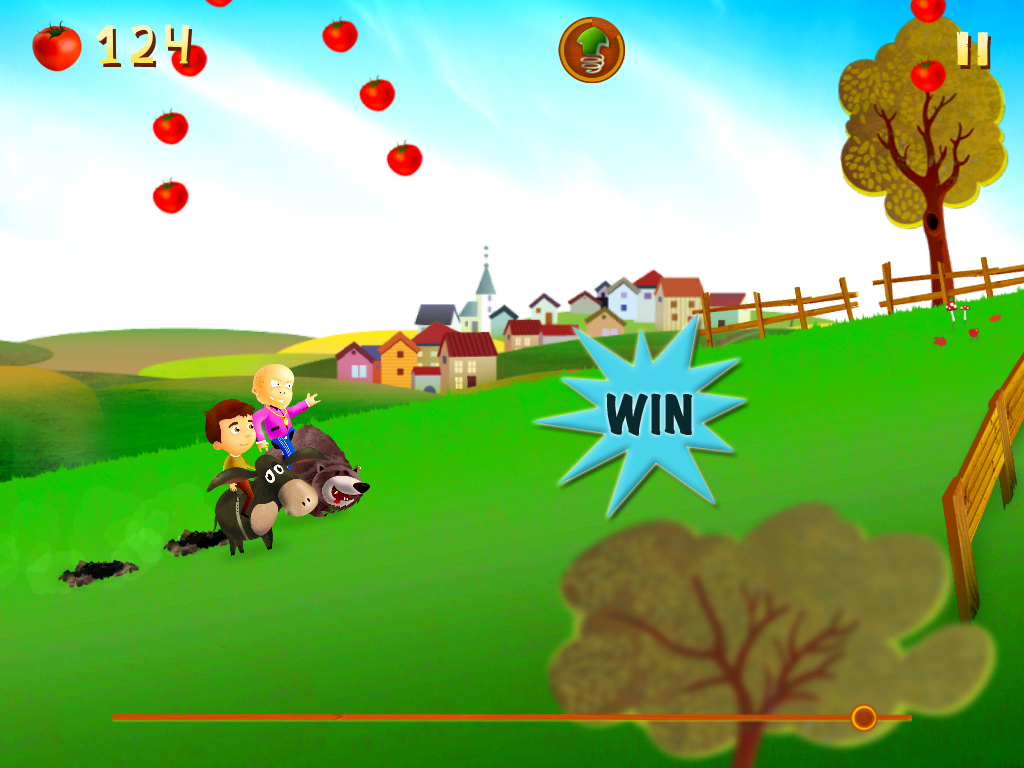 Enjoy A Funny Fight To The Finish Line By Winning A Copy Of Farm Racing