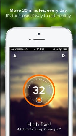 Human Brings Activity Tracking To An iPhone App