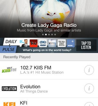 Talk Feature Comes To iHeartRadio For iOS Along With iOS 7-Style UI Redesign