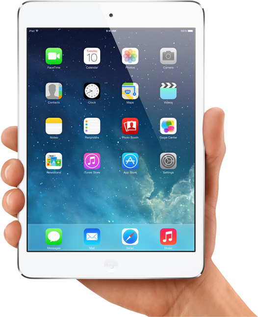 Apple May Not Ship The Retina iPad mini Alongside The iPad 5 This Year